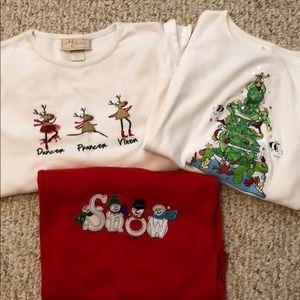 Christmas shirts